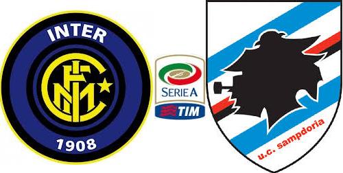 Risultati immagini per Inter – Sampdoria
